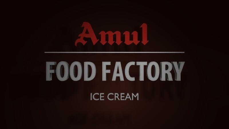 Amul Food Factory - Ice Cream - Hindi