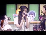 170704 BLACKPINK - LOSER (BIGBANG cover) @ Hong Ki Ra (Rose focus)