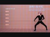 (23)(modified)(work in progress) Biomechanical Simulation of Kung Fu Wing Chun's Look Dim Boon Kwan skill