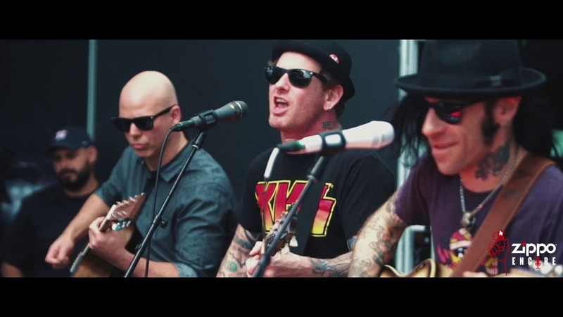 Stone Sour - Miracles (Live Acoustic) - Zippo Sessions
