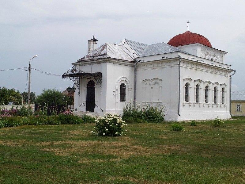 Достопримечательности Коломны: Церковь Николы Гостиного