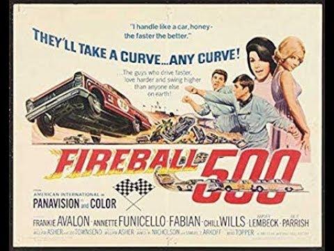 Grandes Clasicos en Color::Fireball 500 *1966*