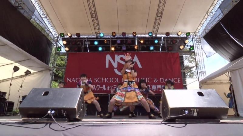 Batten Showjo Tai - Yoka Yoka Dance (Syachi Fes 2018/06/24)