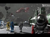 Компьютерная игра про космос Space Engineers  2014 геймфан.рф www.xn--80afgqph1c.xn--p1ai
