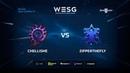 WESG Ukraine Qualifier 1 - Ro4 Match 2: Chellishe (Z) vs ZipperTheFly (T)