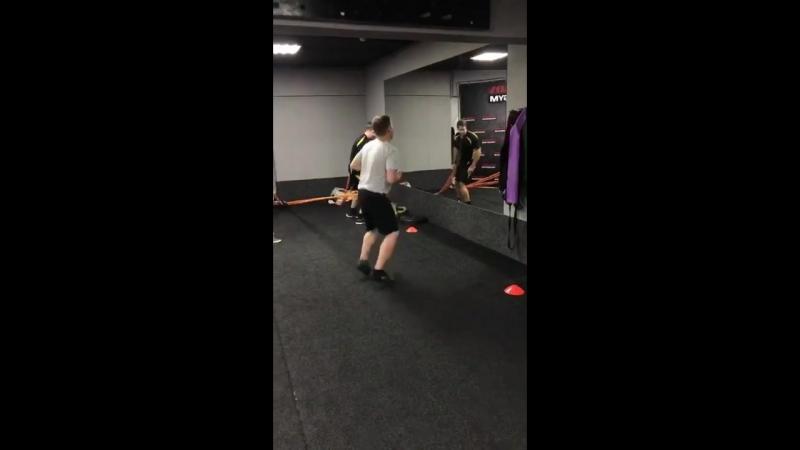 Физическая подготовка в LarionovHockeyGym