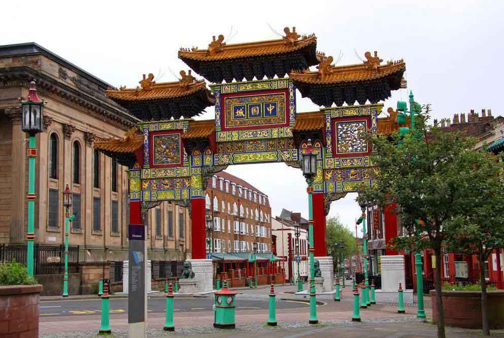 Некоторые люди считают, что местный Китайский квартал - это хорошее место для поиска акупунктуриста