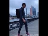 Дима Билан - Танцы на бордюре~?