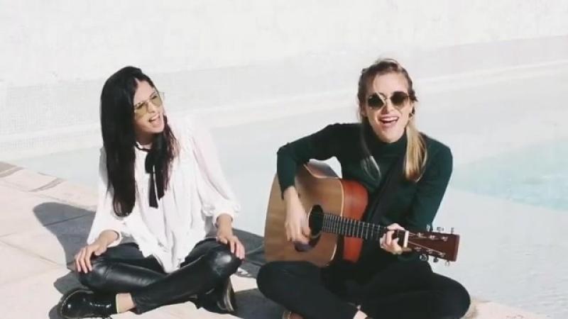 Candelaria Molfese Olivia Viggiano - Te Quiero Mas (Cover)