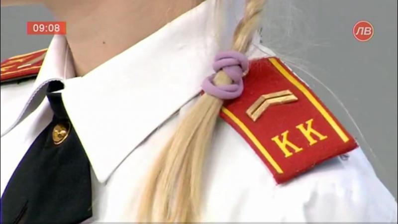 Анастасия Корогодина в программе Липецкого времени Утро Победы