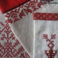 Курсы русской традиционной вышивки