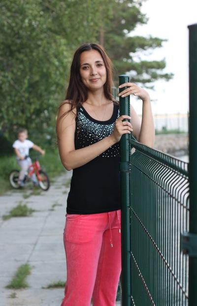 Марина Крылова, 27 февраля , Новосибирск, id26464065
