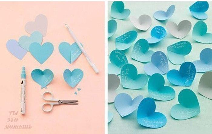 Сердечко из бумаги. Как сделать сердечко из бумаги своими руками?