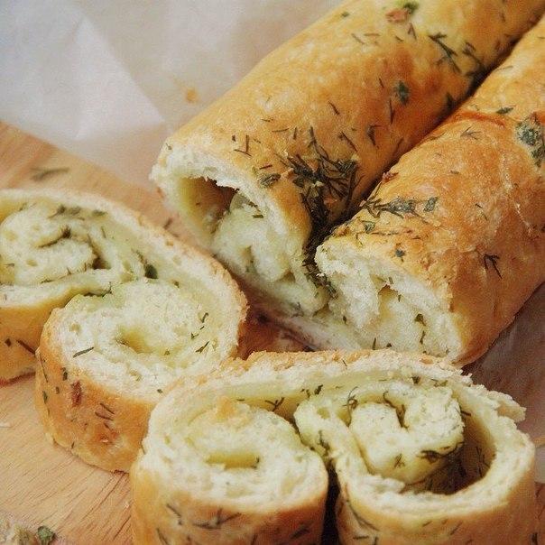 """""""Ароматный хлеб с травами"""""""