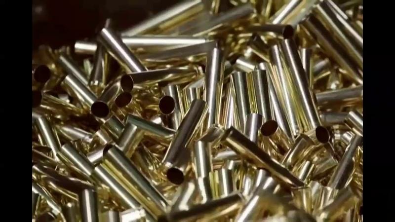 Как делают патроны для стрелкового оружия боеприпасы