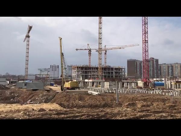 ЖК Москва А101 6 очередь 06.04.2019