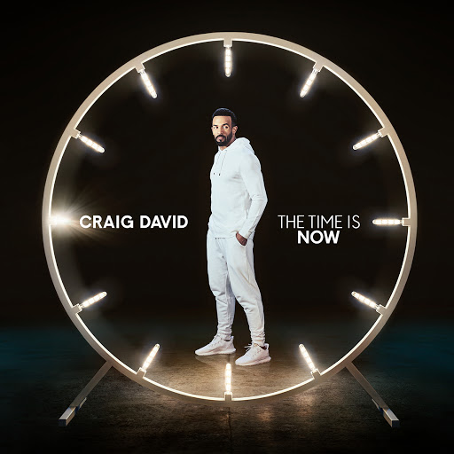 Craig David альбом The Time Is Now
