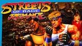 Streets of Rage Remake v5.1 playthrough + Download Link