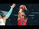 Chicago Bulls vs Charlotte Hornets - Full Game Highlights Oct 8, 2018 NBA Preseason