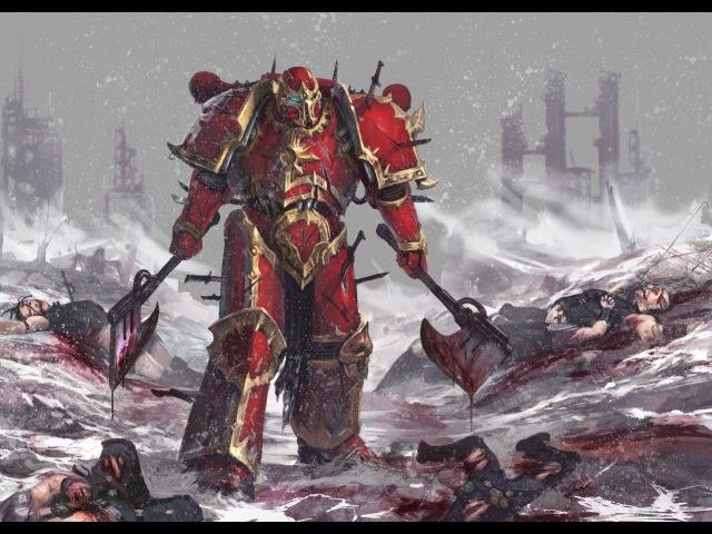 Обзор компьютерной игры Молот Войны 40-го тыс. Вечный крестовый поход: Хаос [Chaos].