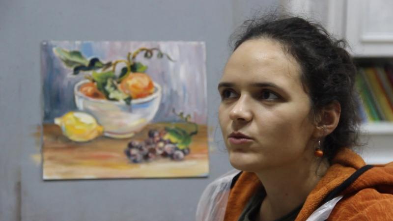 Анастасия Гагина преподаватель ДШИ г Отрадное