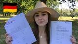 Экзамен А1 в Goethe-Institut и Экзамен Telc В1 в ГЕРМАНИИ