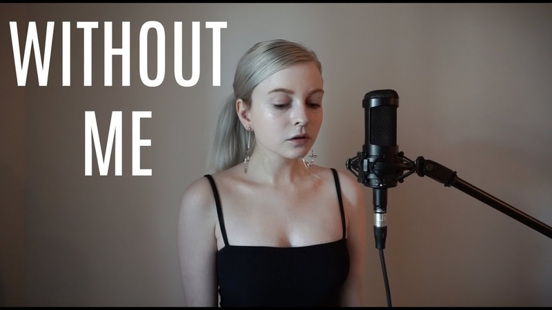 Without Me - Halsey (Holly Henry Cover)