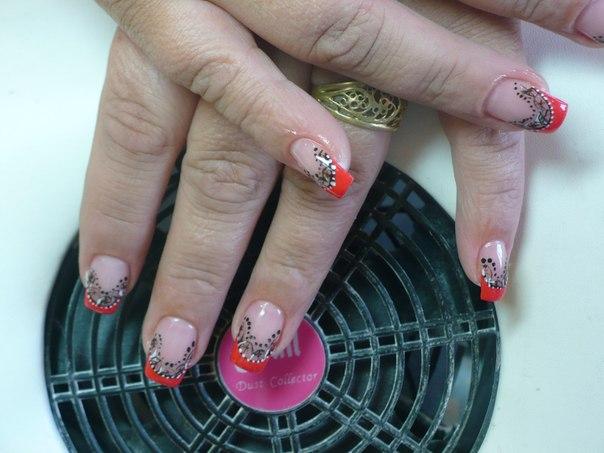 Наращивание ногтей в Самаре Екатерина 89272004809.