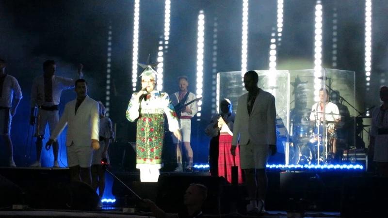 Верка Сердючка в Одессе: за такую стоимость билетов, я должна выступать голая