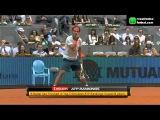 Rafael Nadal vs Benot Paire Mutua Madrid Open 2013 R2 - Full Match HDRip