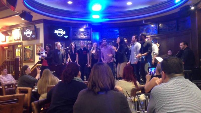 IFTHEN Cast Singing Seasons of Love
