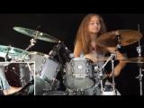 Here I Go Again (Whitesnake) drum cover by Sina