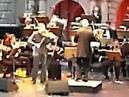 DAVID GARRETT Mendelssohn Violin Concerto Movt1 Part I in Regensburg