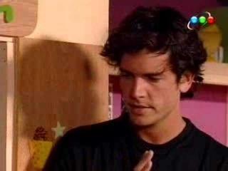 Verano del '98 - Bruno enojado con Celina
