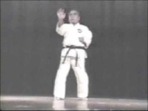 Seikichi Toguchi - Kata Tensho
