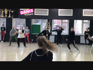 AFROHOUSE OPEN CLASS | FREAK DANCE STUDIO
