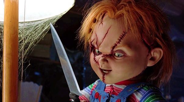 SyFy выпустят хоррор-сериал про куклу Чаки
