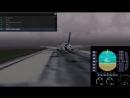 Выкатывание самолета Airbus A319 VP-BTQ Ростов-на-Дону 12.01.2013