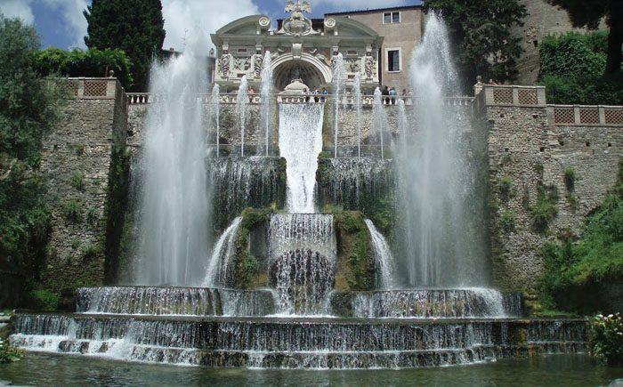 Самые знаменитые фонтаны мира.