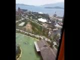 Парк развлечений #vinpearl расположен в живописном заливе на острове Хон Тре во Вьетнаме и позиционируется как крупнейший парк р