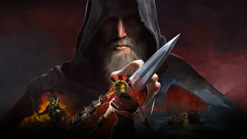 Assassin's Creed Odyssey Первое DLC Наследие первого клинка