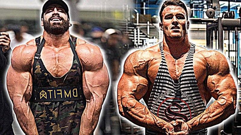 Bradley Martyn Calum Von Moger | Bodybuildings Training Partners Goals