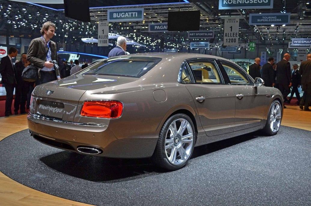 Bentley 2014