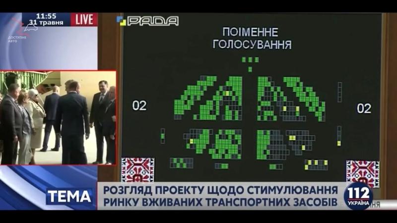 Молдовський сценарій. Розмитнення 2018!