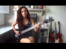 Gojira - The Gift of Guilt Guitar Cover (by Noelle dos Anjos)