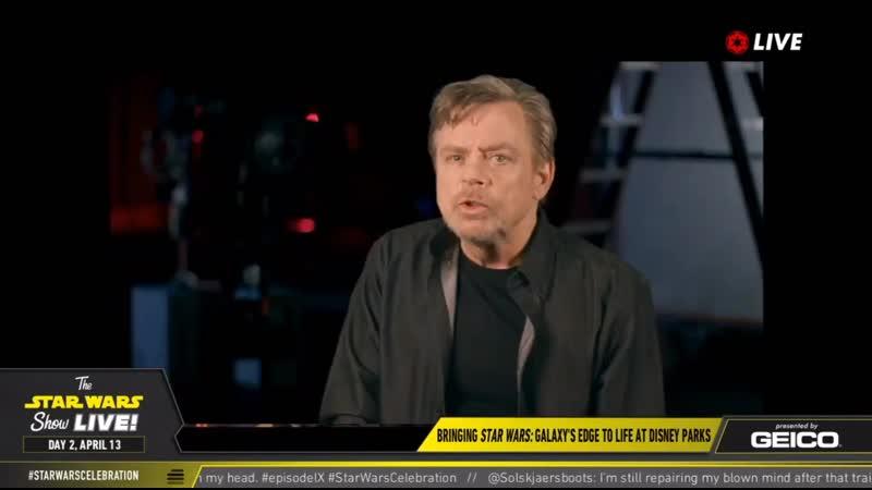 Star Wars: Force for Change - ролик с Марком Хэмиллом