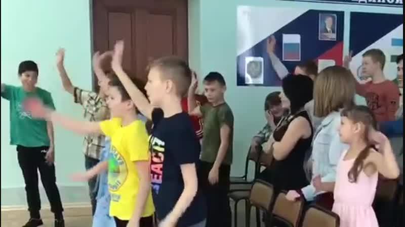 Поездка в детский дом г. Белебей 2.12.18 своипагораду
