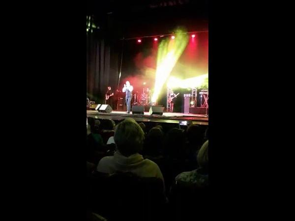 Концерт Евгения Григорьева (Жека) г.Таганрог 21 ноября 2018г