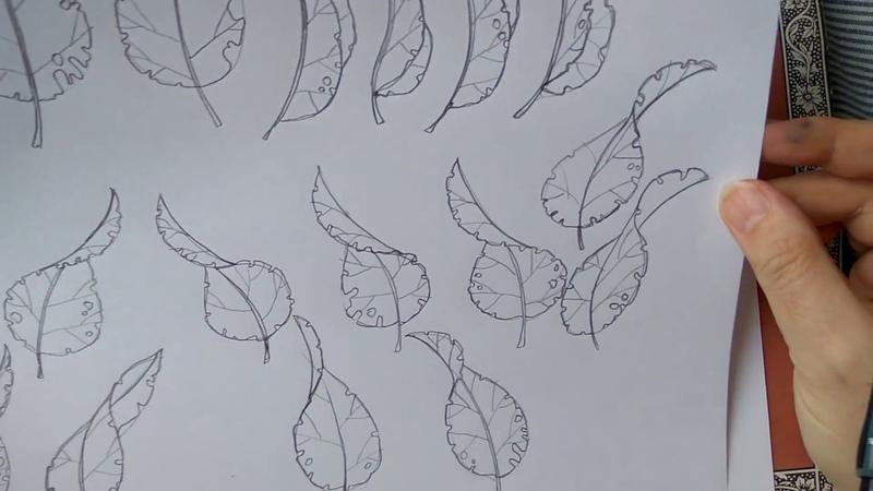 01_листок яблони_2