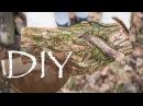 Как сделать красивый фон для своих работ ПРОСТО и красиво / DIY Tsvoric